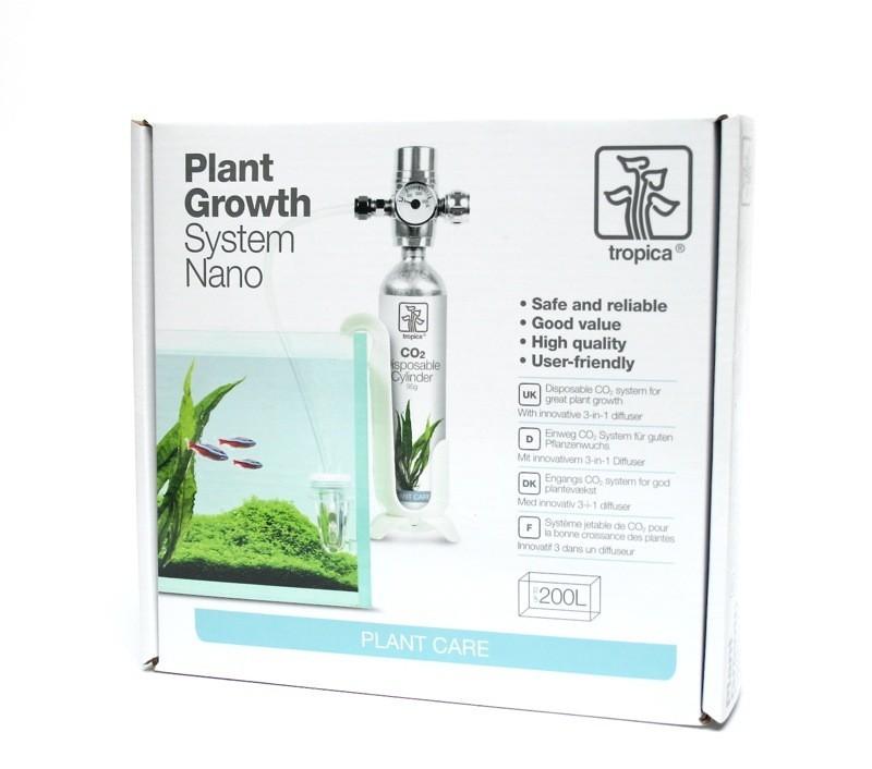 tropica aquarium plant growth system nano homeleigh