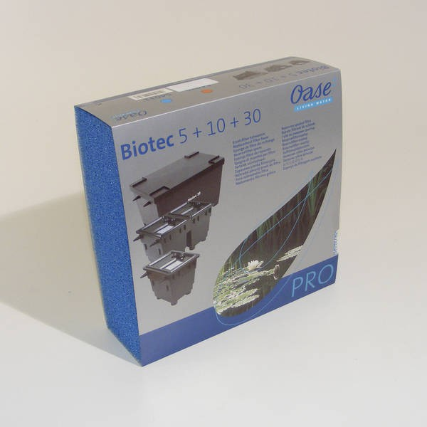 Oase Replacement Filter Foam for Biotec 5/10/30, Blue