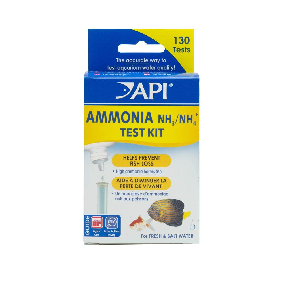 Api Liquid Ammonia 130 Test Kit