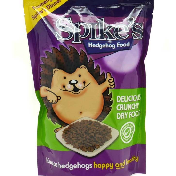 Spike's Dinner Hedgehog Dry Food 650g