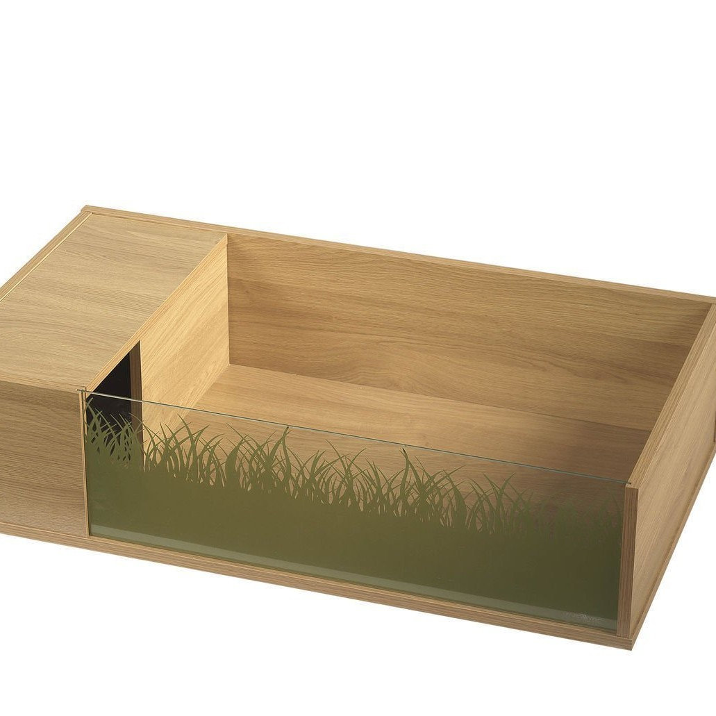 Viva Vivexotic Tortoise Table (Flatpack)