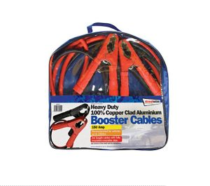 Streetwize Aluminium Booster Cable with Insulated Crocodile Clips 3m/150Amp