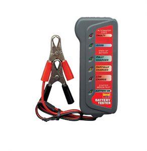 Streetwize Battery & Alternator LED Tester