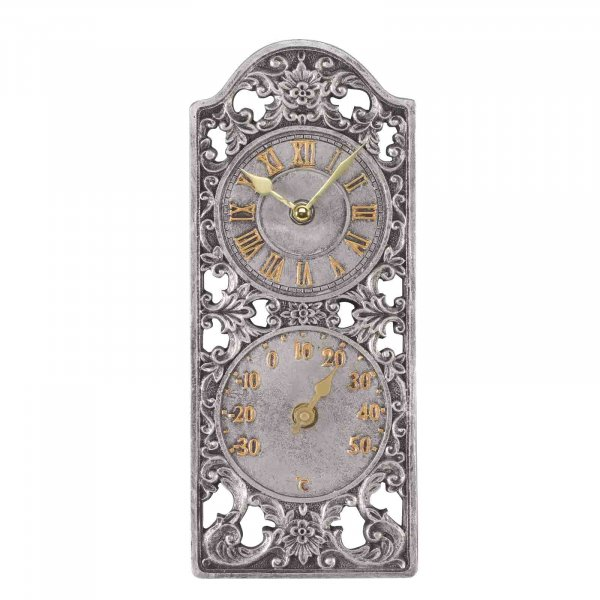Smart Garden Westminster Wall Clock & Thermometer 11