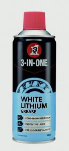 3-IN-ONE White Lithium Grease 400ml