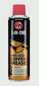 3-IN-ONE Anti-Seize Copper 300ml