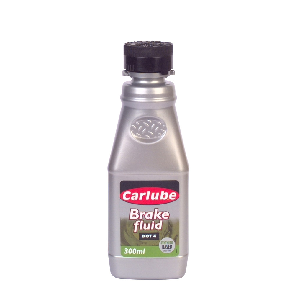 Carlube Dot 4 Brake Fluid 300ml
