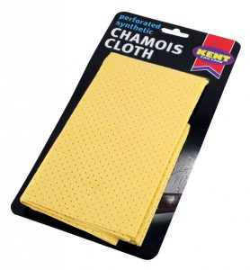 KENT Perforated Synthetic Chamois Cloth