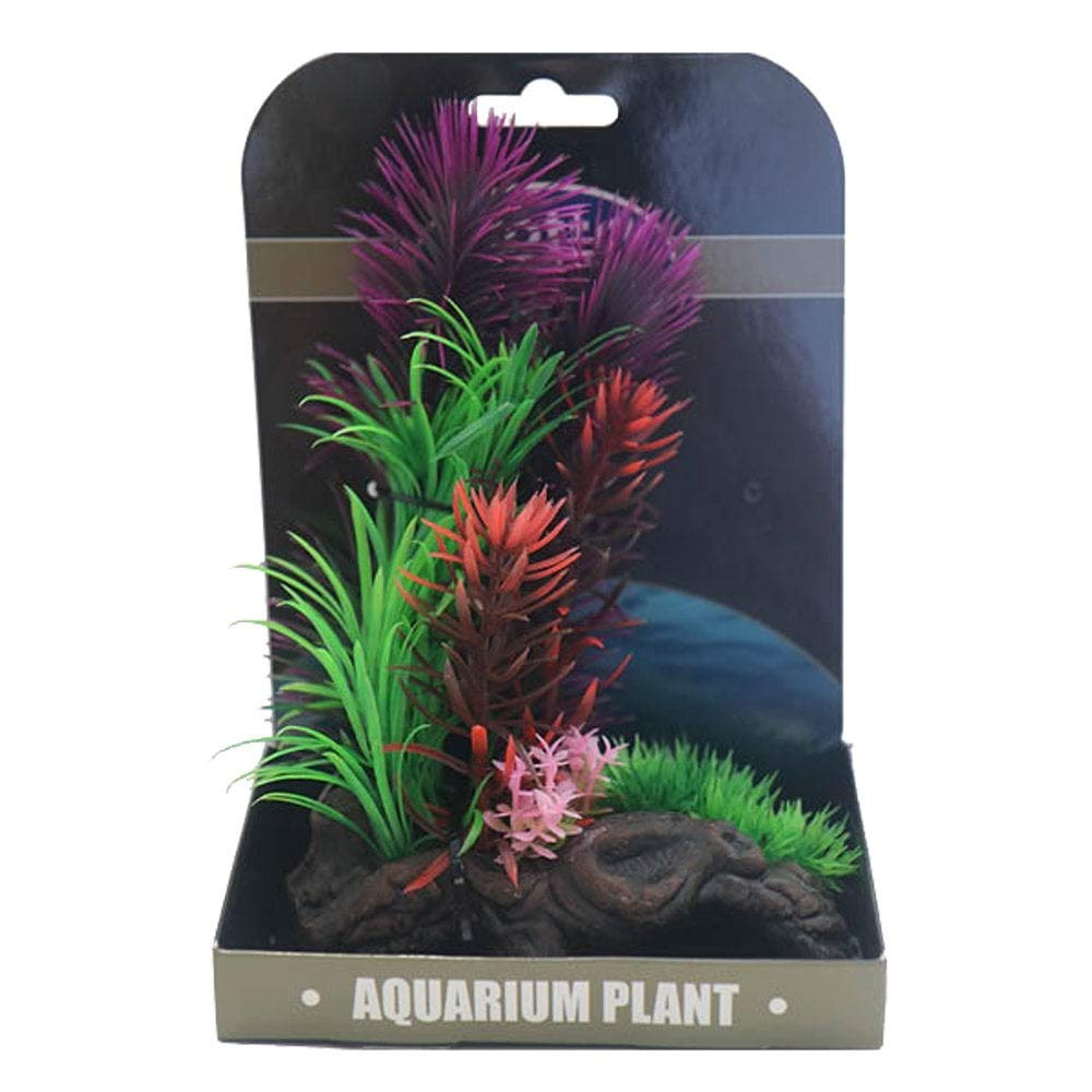 Betta Choice Mini Air Gardens - Purple & Red