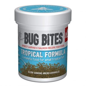 Fluval Bug Bites Tropical Micro Granules 45g
