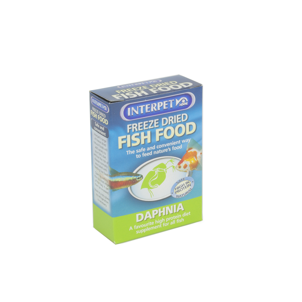 Interpet Freeze Dried Daphnia 8g