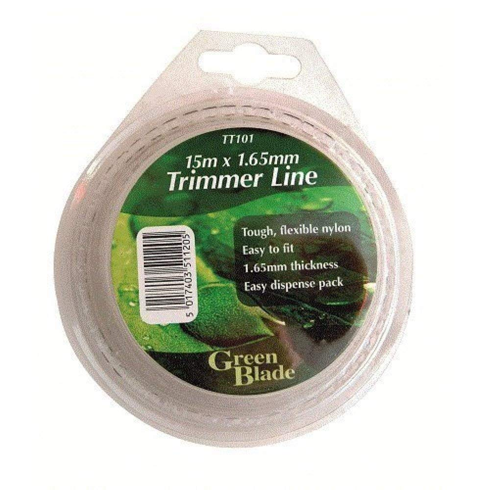 Blackspur 1.65mm X 15m Grass Trimmer Line