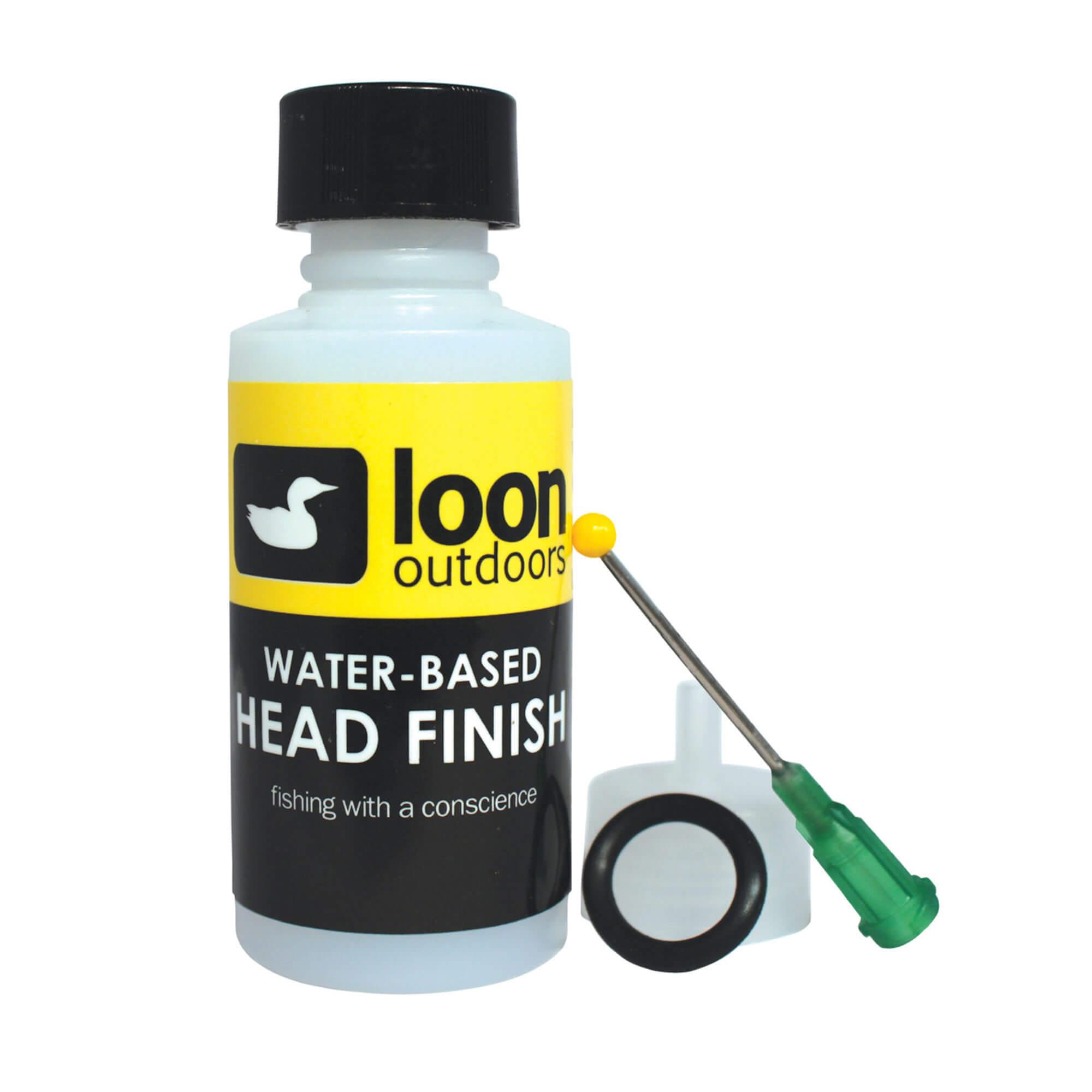 Loon Head Finish System