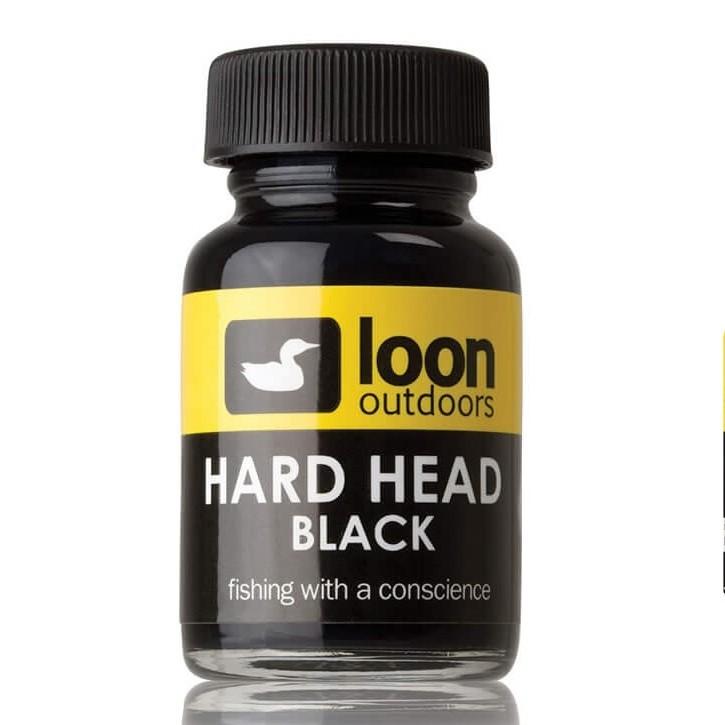 Loon Hard Head - Black