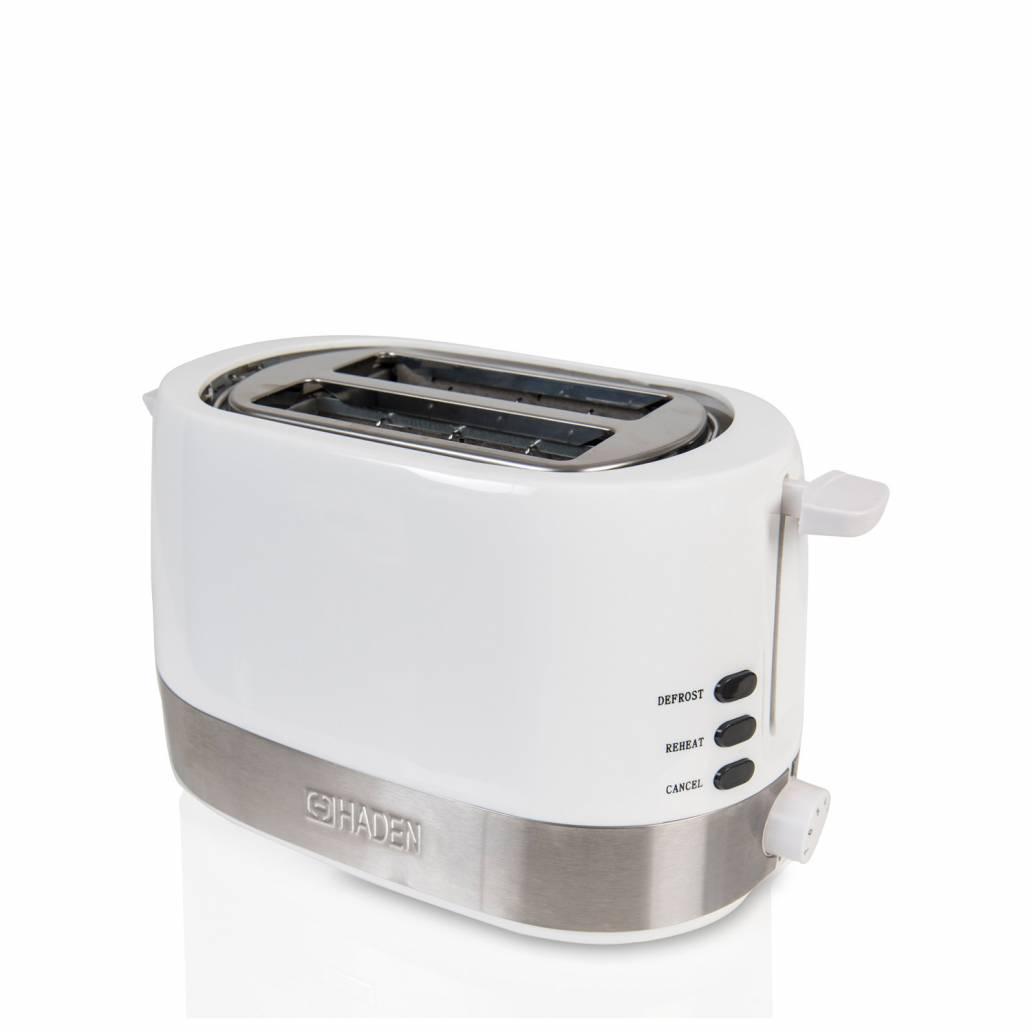 Sabichi Haden Chester Toaster - White