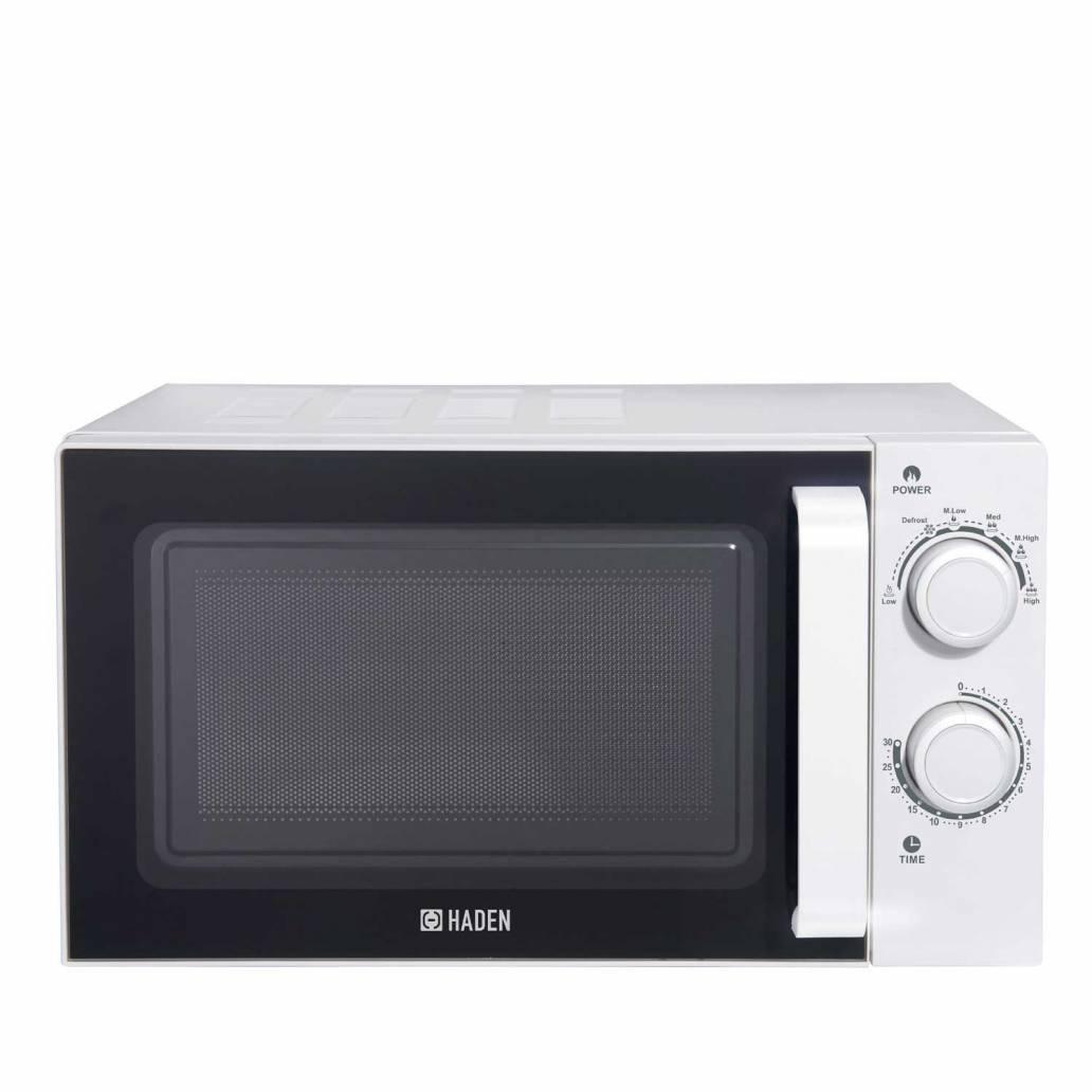 Sabichi Haden Chester Microwave - Whtie