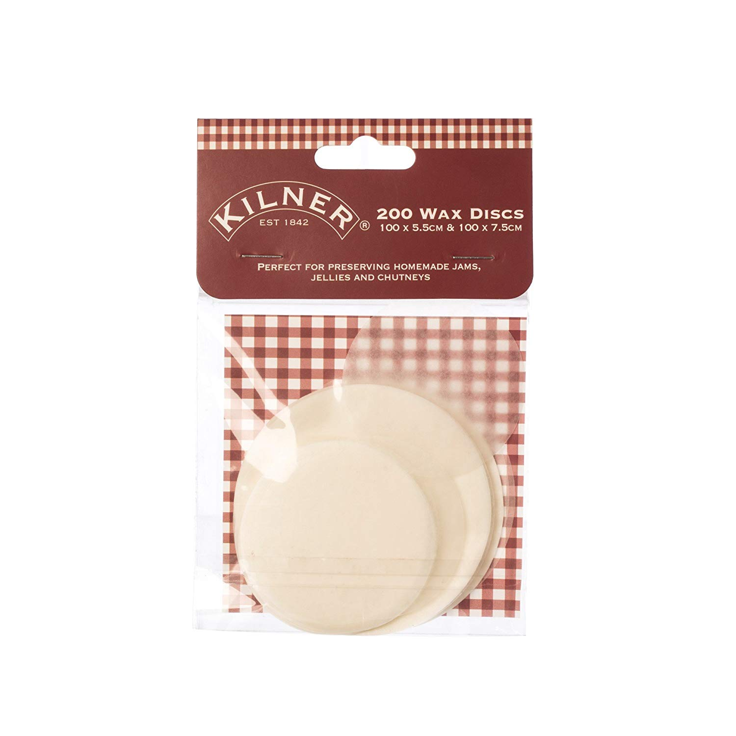 Kilner Wax Disks 200pk