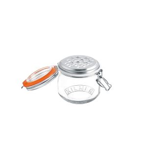 Kilner Cheese Grater Jar Set 0.5 ltr