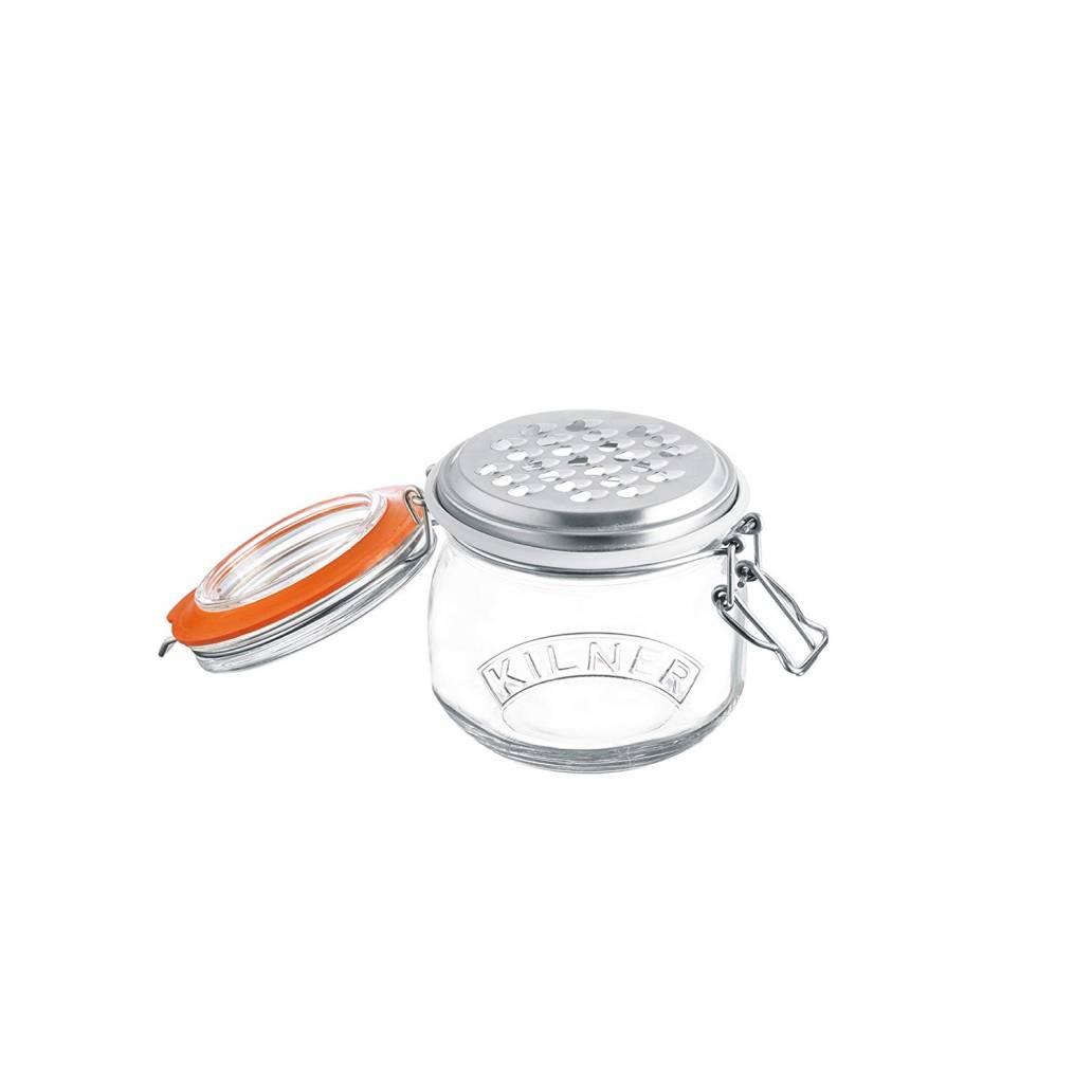 Kilner Cheese Grater Jar Set 0.5 ltr