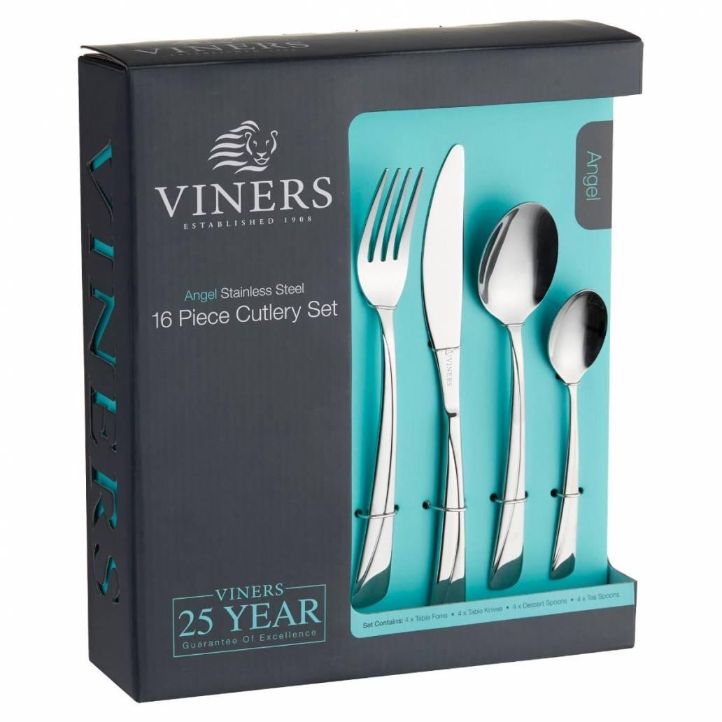Viners 'Angel' 18/0 16 Piece Cutlery Set