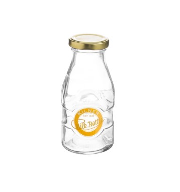 Kilner Milk Bottle 1/3 Pint 189ml