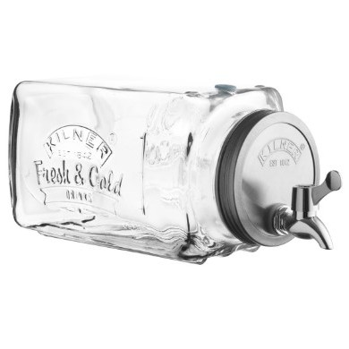 Kilner Fridge Dispenser 3 Ltr
