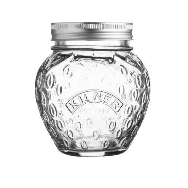 Kilner Strawberry Fruit Preserve Jar 0.4 Litre