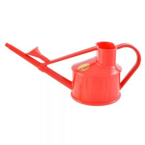 0.7L Handy Indoor Watering Can - Red