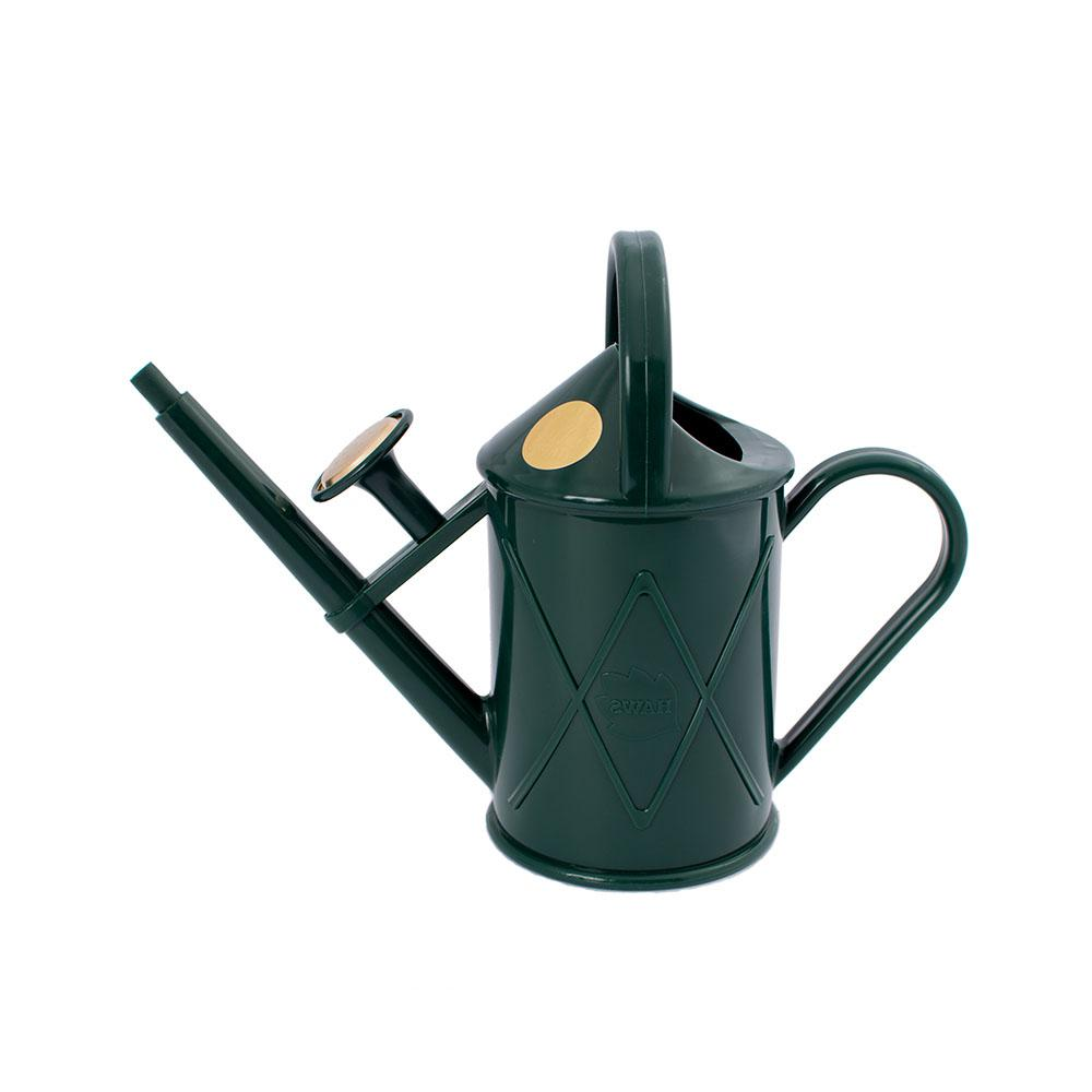 1L Heritage Watering Can - Green