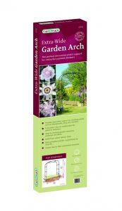 Gardman Extra Wide Garden Arch
