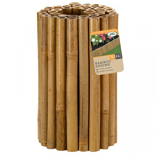Smart Garden Bamboo Edging 30cm x 1m