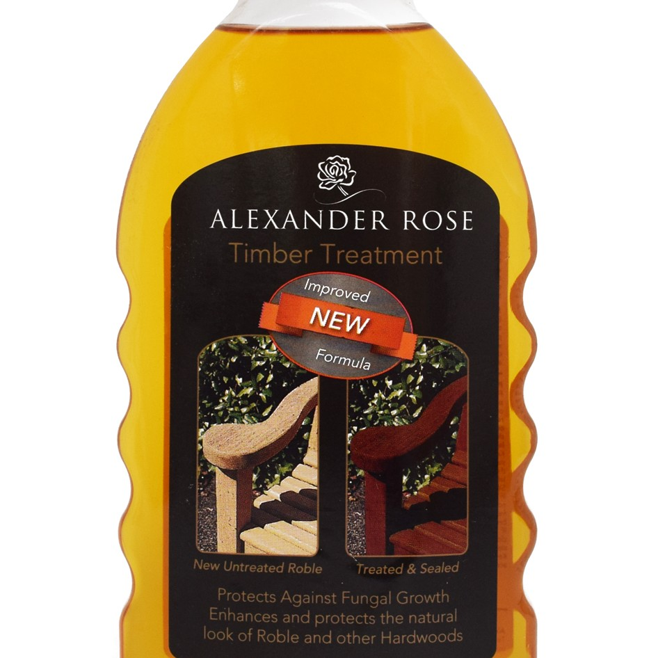 Alexander Rose Timber Treatment - 500ml