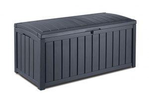Keter Glenwood 390L Panel Deck Box