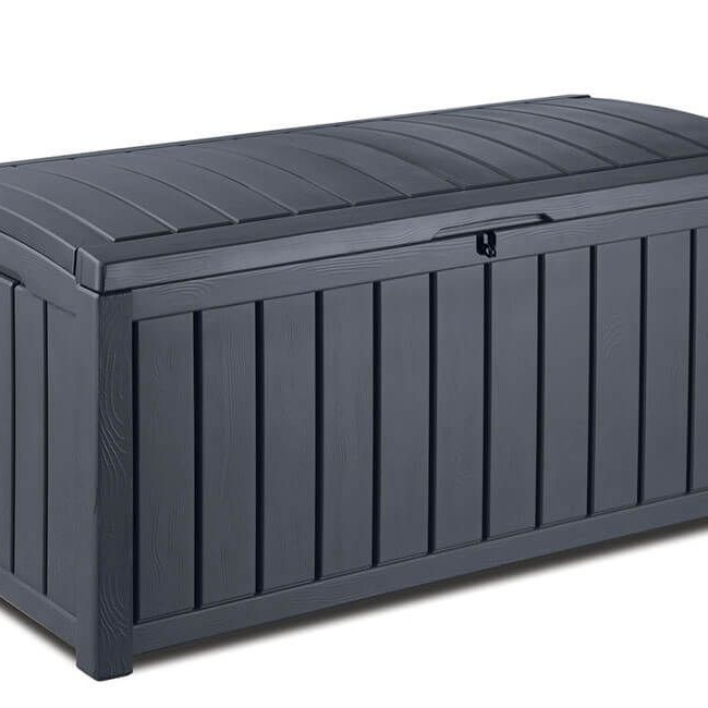 Keter Glenwood 390L Panel Deck Box