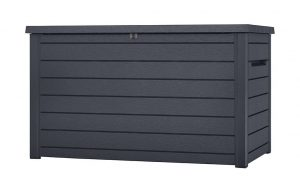Keter Ontario 870L XXL Deck Box - Anthracite
