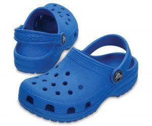Crocs Classic Kids Clogs - Ocean - UK 11