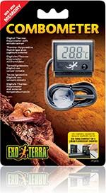 Exo Terra Exo Terra Combometer combined thermometer & hygrometer
