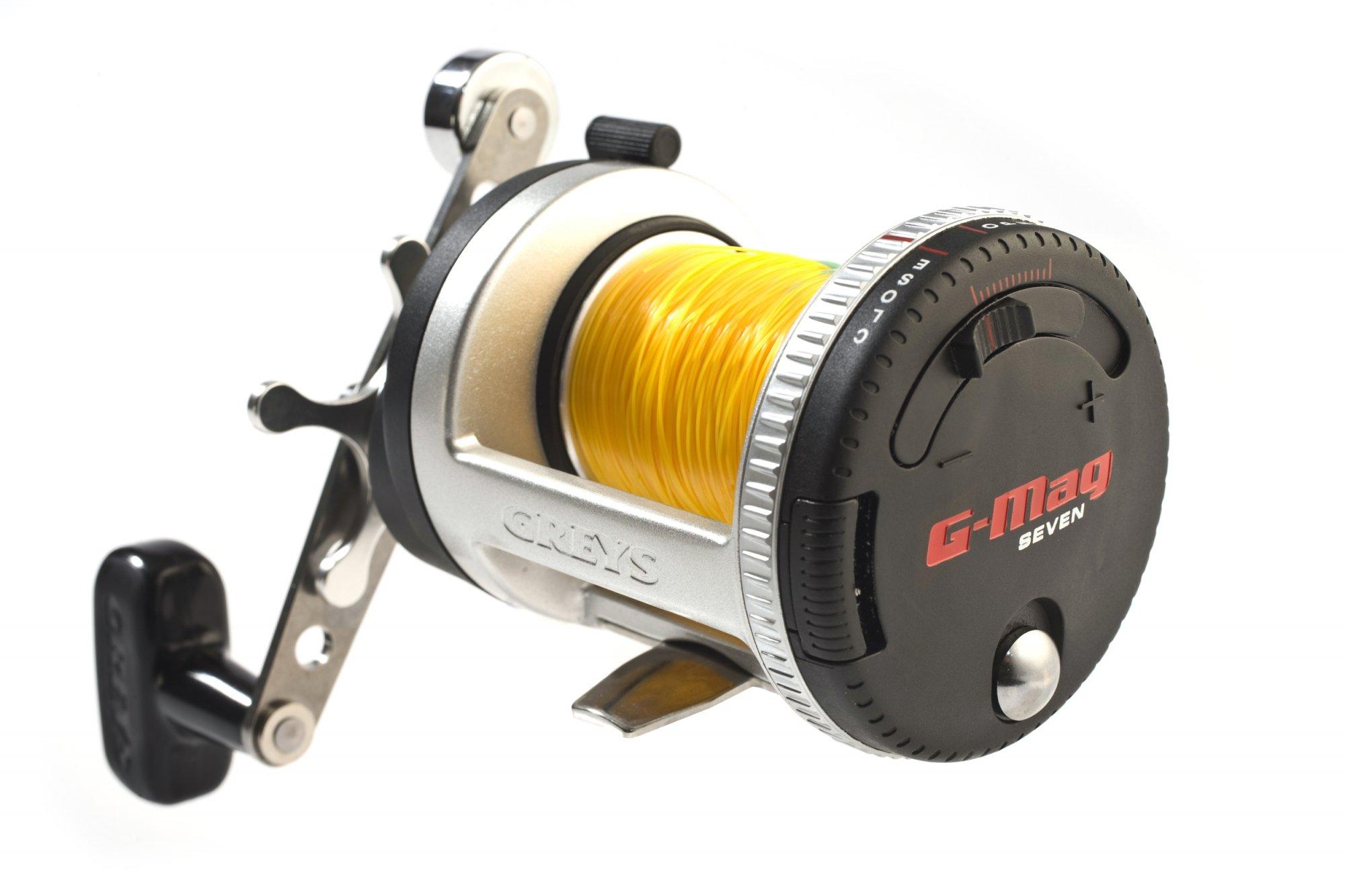Greys G Mag 7 Sea Reel