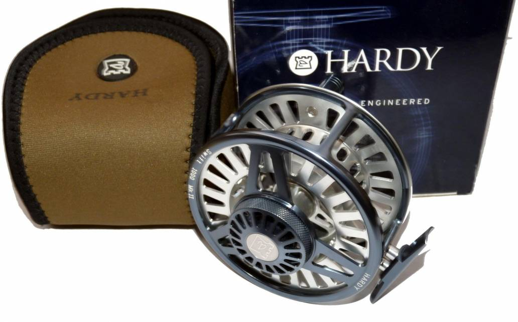 Hardy Swift 1000 Fly Reel