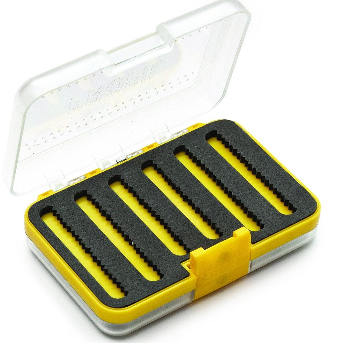 Leeda Profil Yellow Flybox