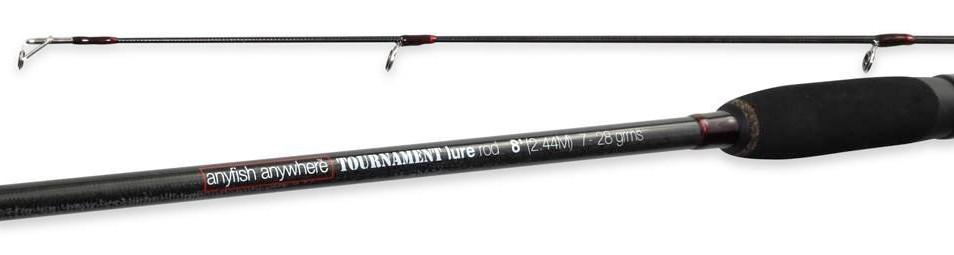 Anyfish Anywhere Lure Tournament 8' 7-28G