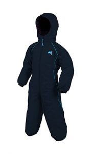 Target Dry Childs All- In-One Suit - Navy/Malibu - 6-12 Months