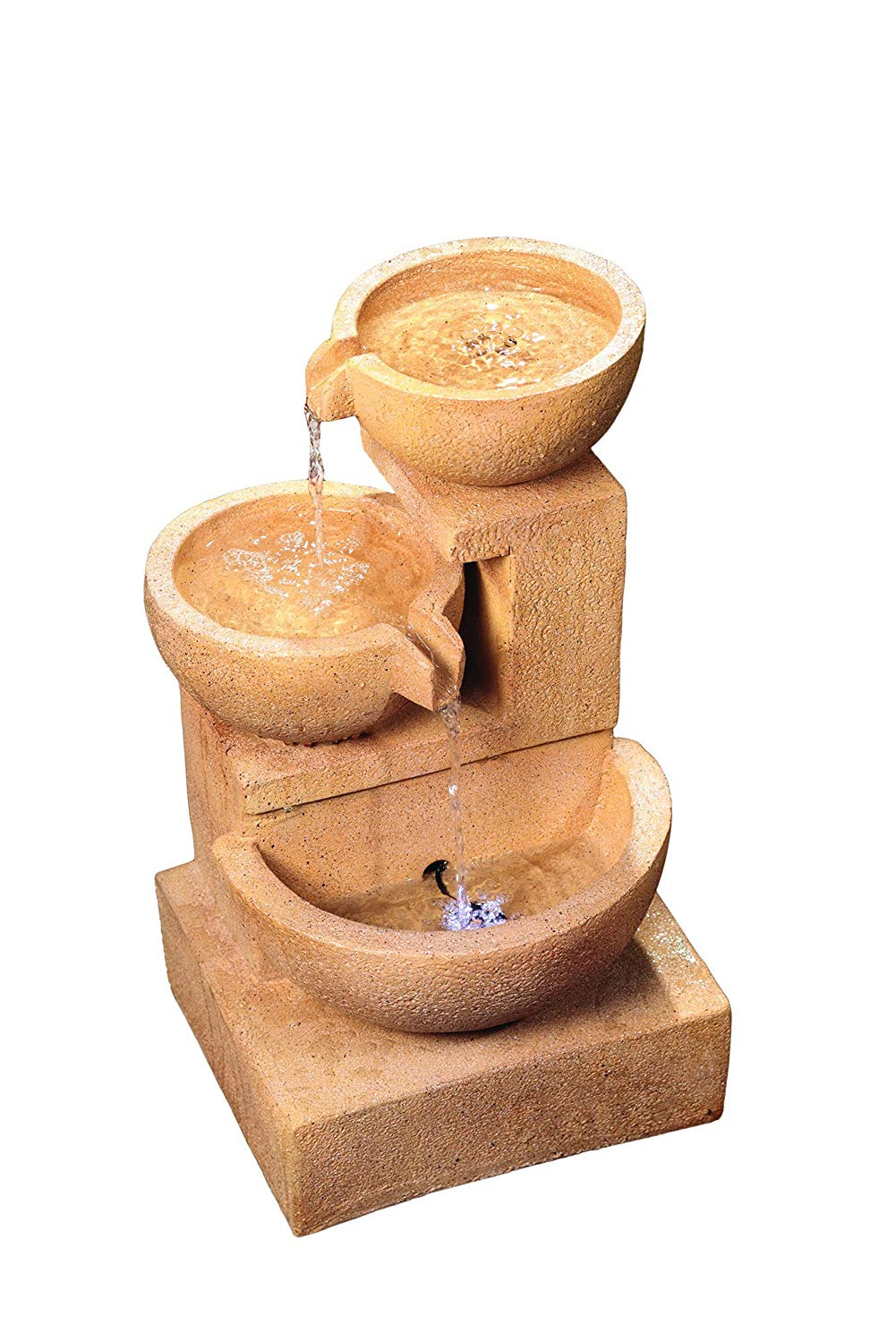 Blagdon Liberty Cotswold Cascading Bowls Water Feature