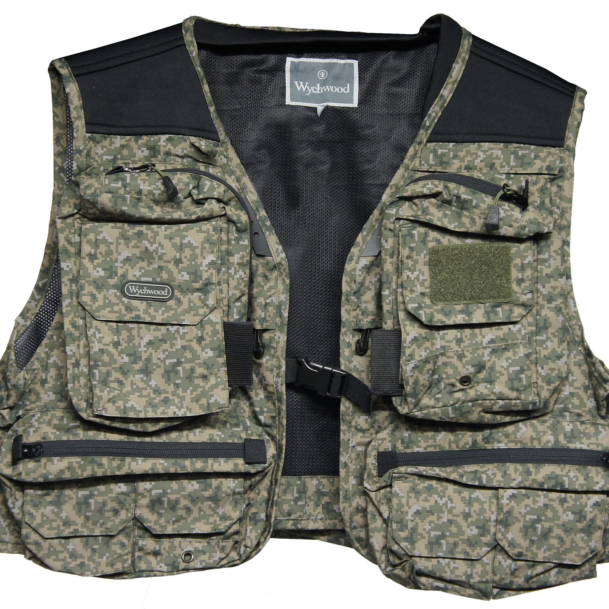 Wychwood Waistcoat Fishing Vest M