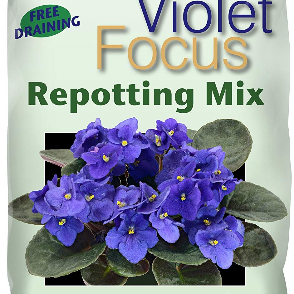 Growth Technology African Violet Focus Repotting Mix Bag - 2 Litres