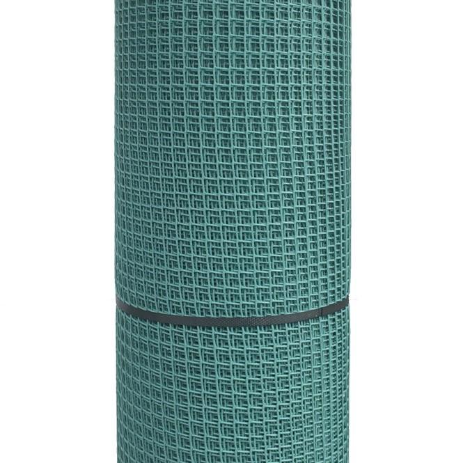 Netlon Plastic Netting 20m x 1m x 15mm - Sea Green