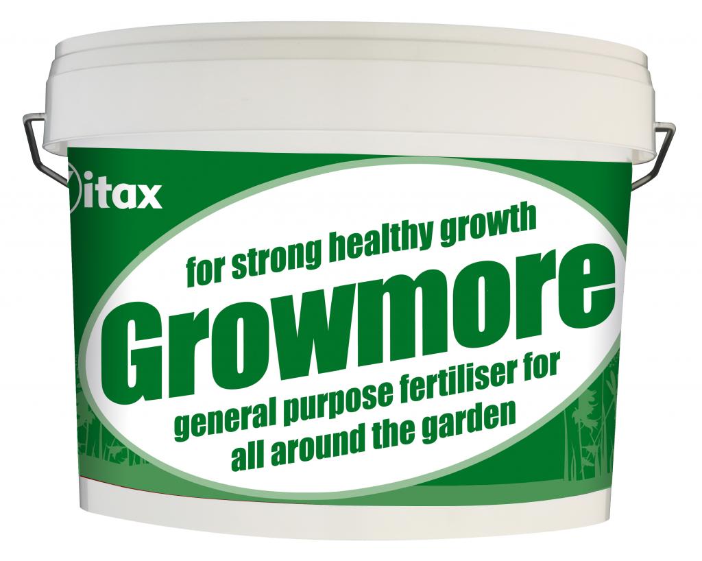Vitax Growmore 10kg Tub