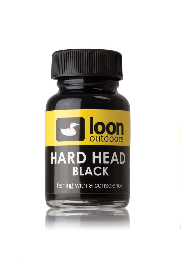 Loon Hard Head - Black