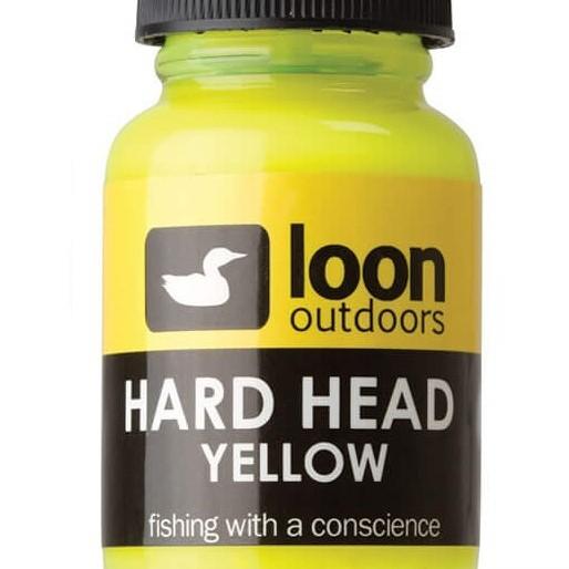 Loon Hard Head - Yellow
