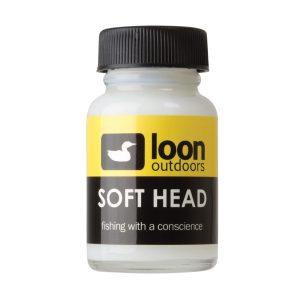 Loon Soft Head Fly Finish